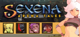 Try Sexena: Arena Tales, coming soon to Steam!